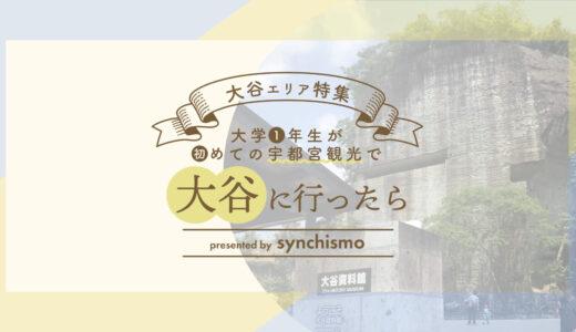 【大谷#7】大学1年が初めての宇都宮観光で大谷に行ったら